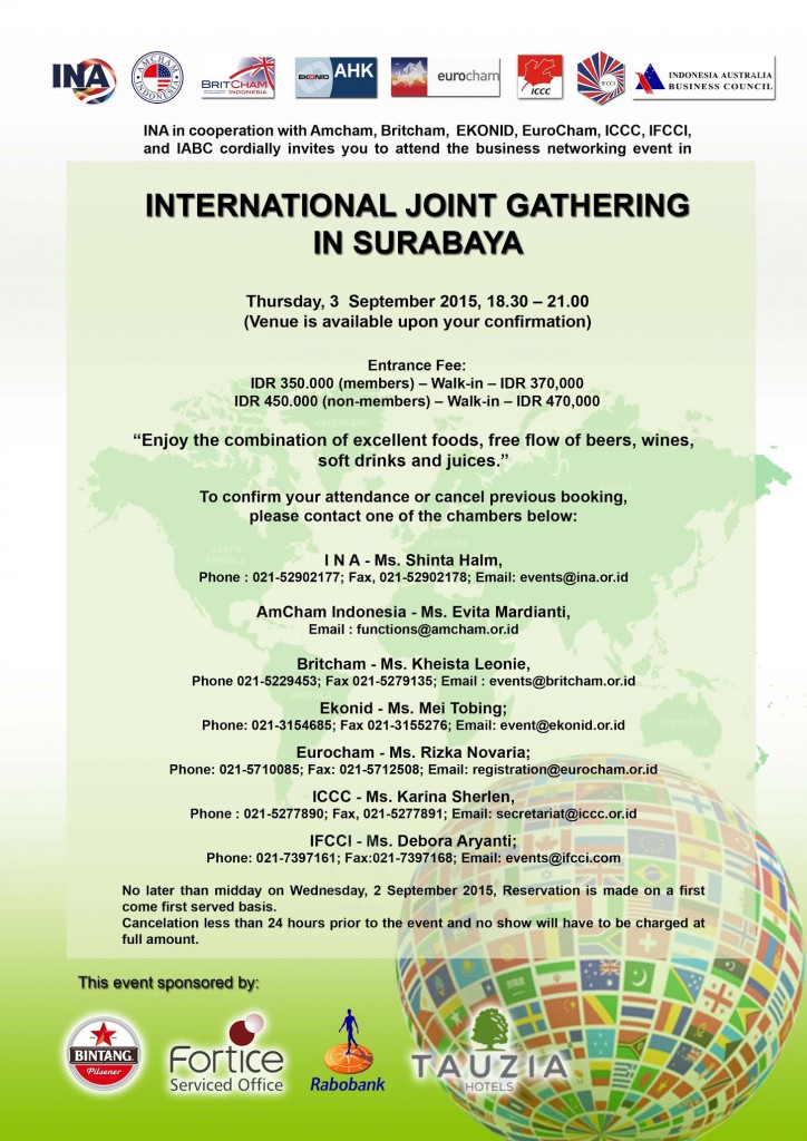 Joint event